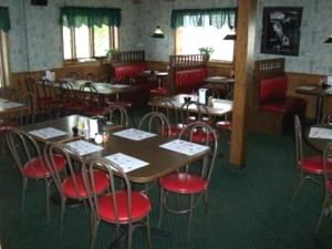 Full Menu Served In The Dining Room Including Beer And Wine
